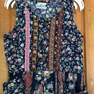 Other - Cool Girl Vintage Jumpsuit Size Small